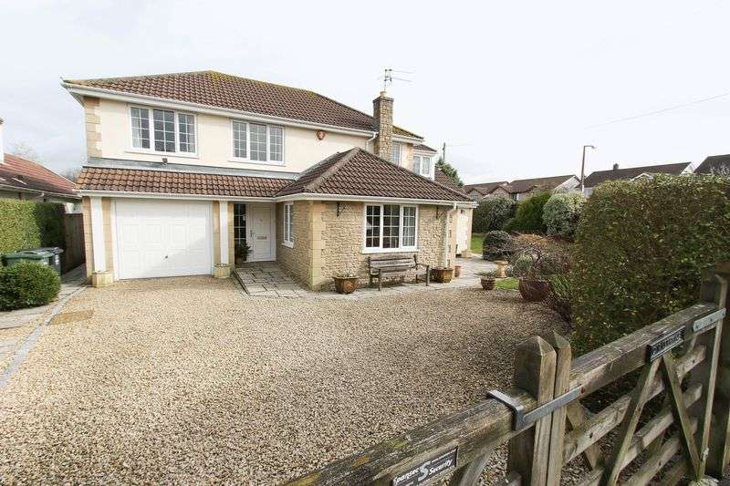 4 Bedrooms Detached House for sale in Channel Road, Clevedon