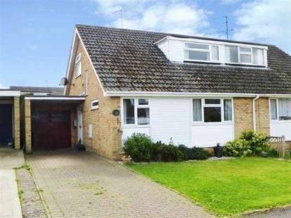 4 Bedrooms Semi Detached House for sale in Rookery Close, Bodicote, Banbury, Oxfordshire