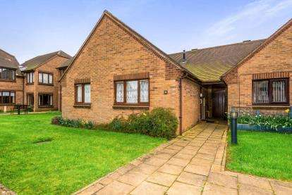 2 Bedrooms Retirement Property for sale in Pond Farm Close, Northampton, Northamptonshire