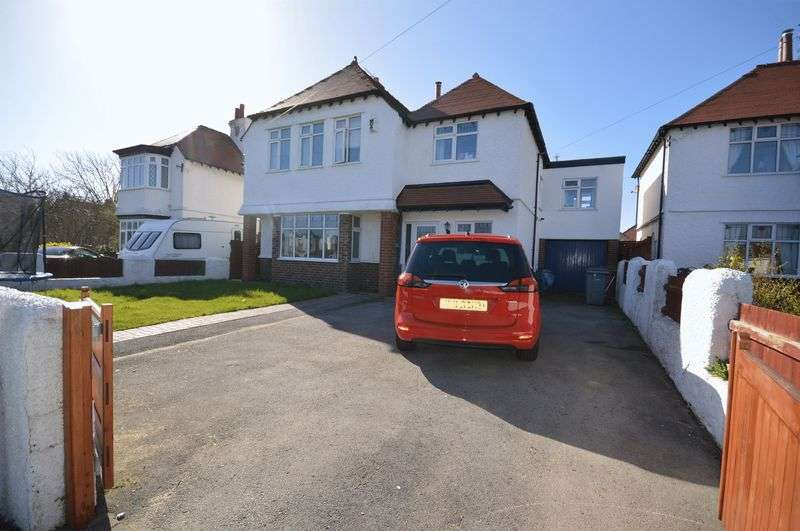 5 Bedrooms Detached House for sale in Roman Road, Meols