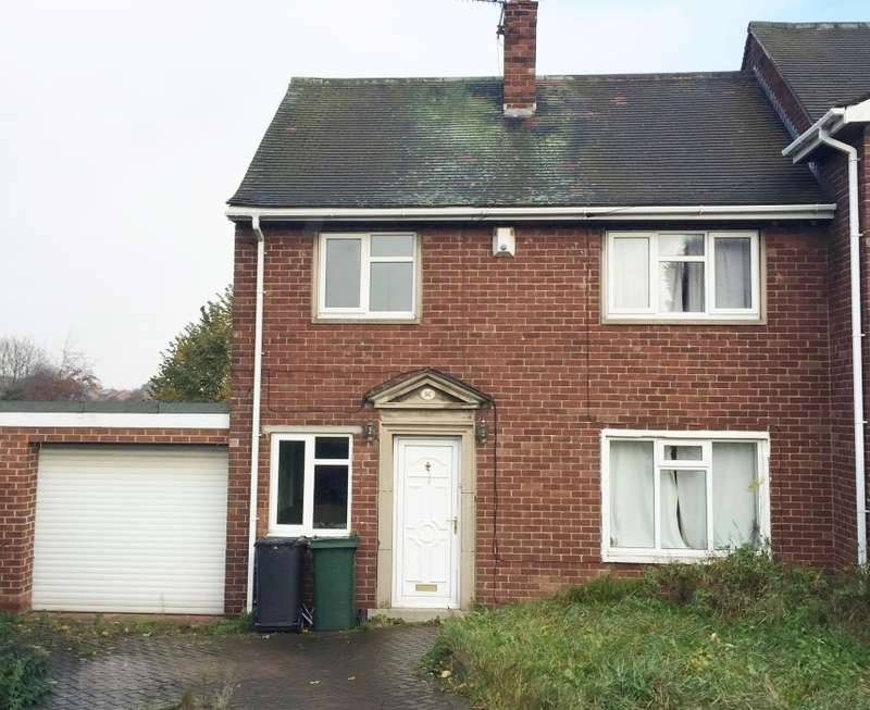 3 Bedrooms Semi Detached House for sale in Albany Road, Kilnhurst, Mexborough, South Yorkshire, S64 5UG