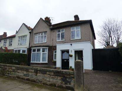 4 Bedrooms Semi Detached House for sale in Allerton Drive, Allerton Drive, Allerton, Liverpool, L18