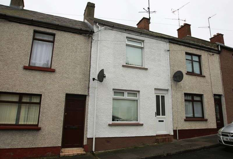 3 Bedrooms Terraced House for sale in 46 Mourneview Street, Portadown