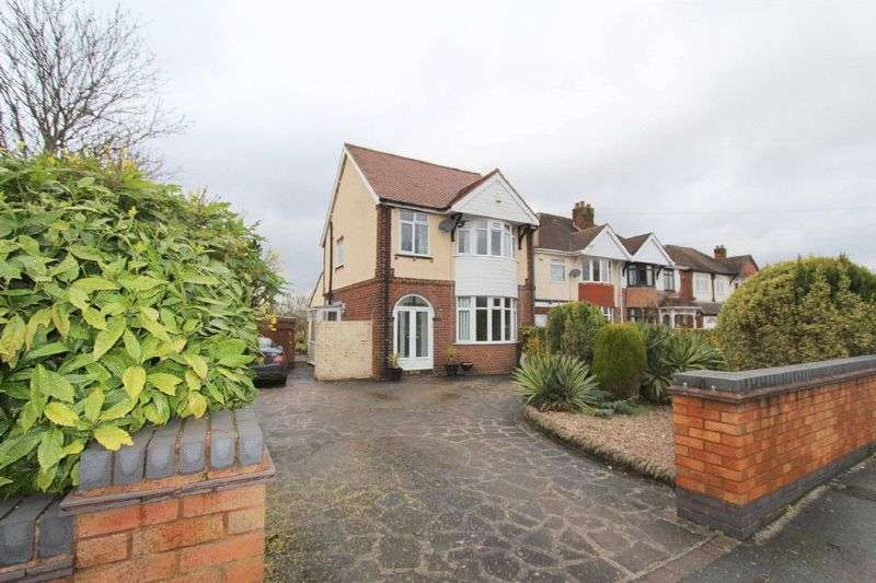 3 Bedrooms Detached House for sale in High Street, Burntwood