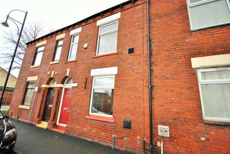 2 Bedrooms Terraced House for sale in Worrall Street, Edgeley