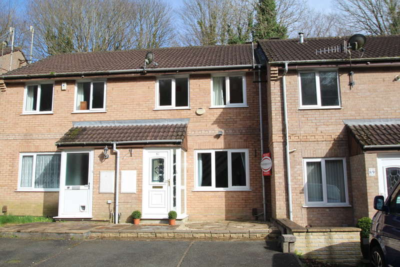 3 Bedrooms Terraced House for sale in Lower Compton, Plymouth