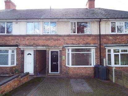 3 Bedrooms Terraced House for sale in Kings Road, Kingstanding, Birmingham, West Midlands