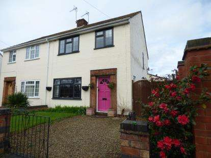 3 Bedrooms Semi Detached House for sale in The Valley, Radford Semele, Leamington Spa