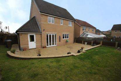 4 Bedrooms Detached House for sale in Craigallan Park, Bo'Ness