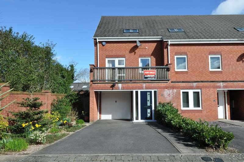 3 Bedrooms End Of Terrace House for sale in Meadow Gate, Northfield, Birmingham