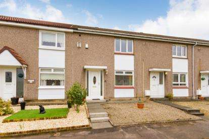 2 Bedrooms Terraced House for sale in Westburn Crescent, Rutherglen, Glasgow, South Lanarkshire