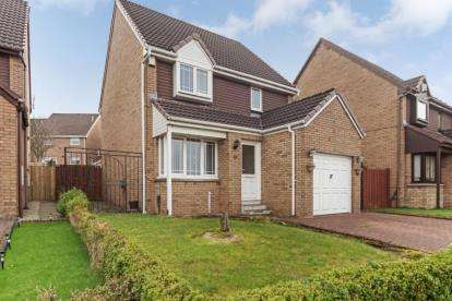 3 Bedrooms Detached House for sale in Micklehouse Road, Baillieston, Glasgow, Lanarkshire