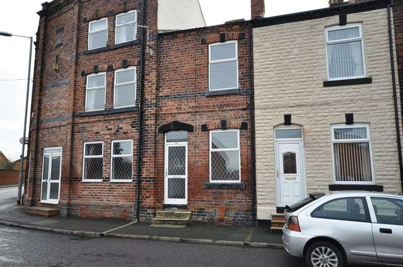 2 Bedrooms Terraced House for sale in Crigglestone, Wakefield