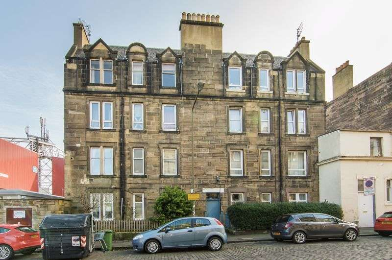 1 Bedroom Flat for sale in Flat 16, 8 Wheatfield Street, Gorgie, Edinburgh, EH11 2NY