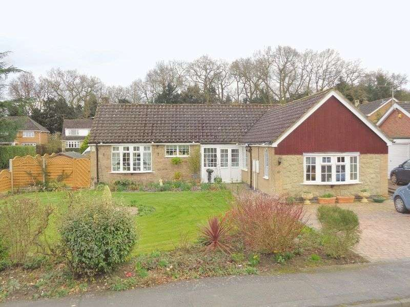 3 Bedrooms Detached Bungalow for sale in St Edwards Drive, Sudbrooke