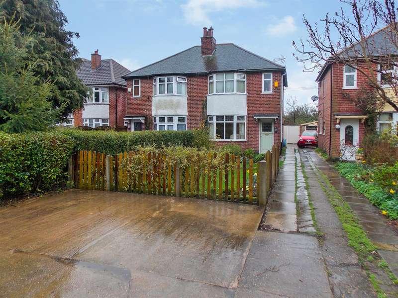 2 Bedrooms Property for sale in Longmoor Lane, Breaston