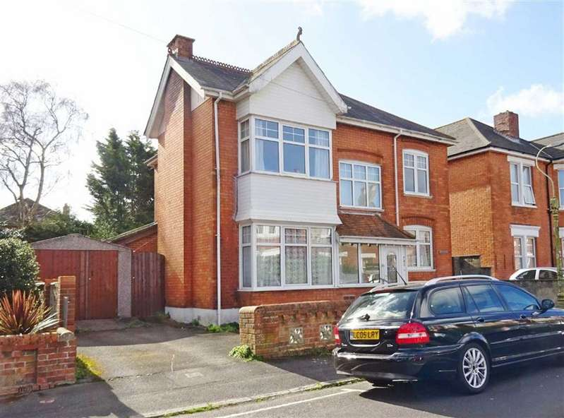 4 Bedrooms House for sale in Windermere Road, Bournemouth, Dorset
