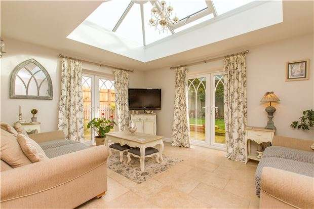 4 Bedrooms Detached House for sale in Paddock Mews, Longworth, ABINGDON, Oxfordshire, OX13 5BU