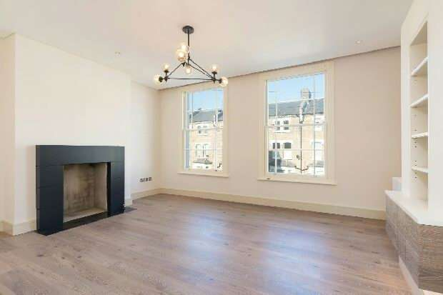 2 Bedrooms Flat for sale in Chester Road, Dartmouth Park, N19