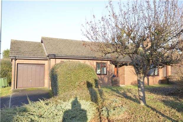 3 Bedrooms Detached Bungalow for sale in Ivy Bank, Prestbury, CHELTENHAM, GL52 5LW