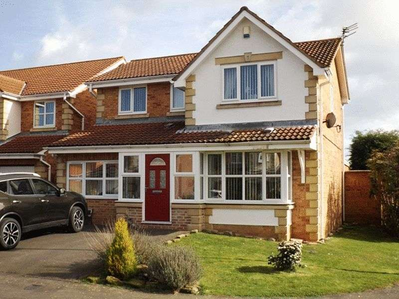 5 Bedrooms House for sale in Chiltern Close, Ashington - Four / Five Bedroom Detached House