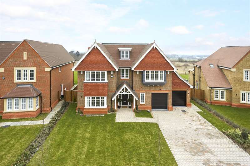 6 Bedrooms Detached House for sale in Priest Hill Close, Epsom, Surrey, KT17