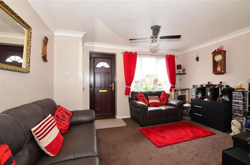1 Bedroom Ground Maisonette Flat for sale in Aldon Close, Maidstone, Kent