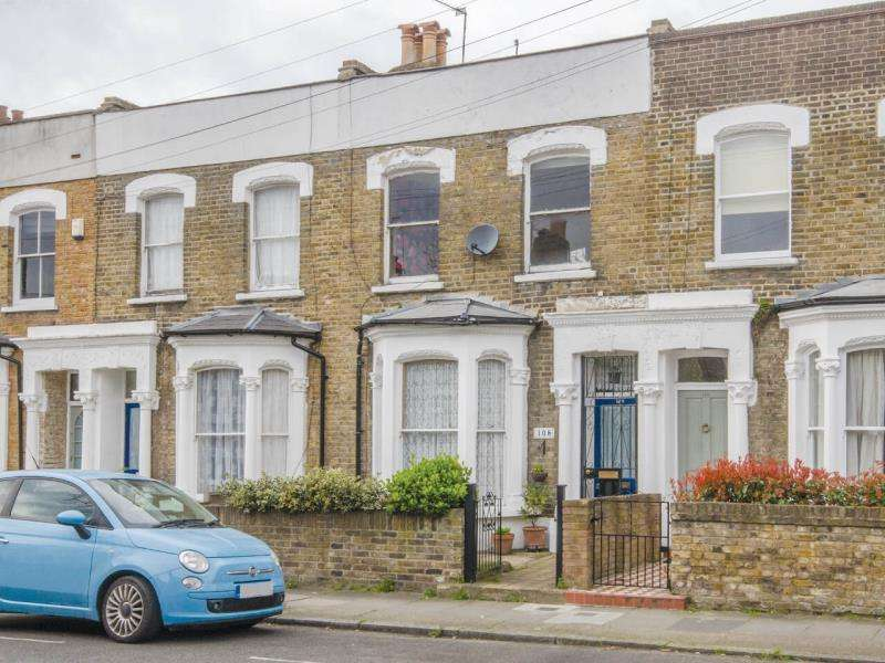 3 Bedrooms Terraced House for sale in Thorpedale Road, N4
