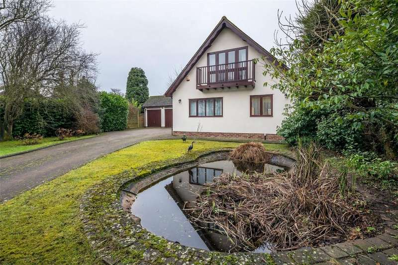 5 Bedrooms Detached House for sale in Raffin Park, Datchworth, Hertfordshire