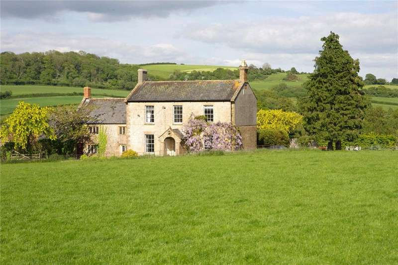 6 Bedrooms Detached House for sale in Axe Road, Drimpton, Beaminster, Dorset