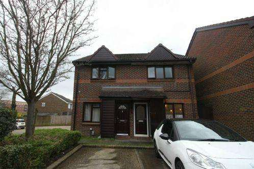 2 Bedrooms Semi Detached House for sale in Littlebrook Avenue, Slough