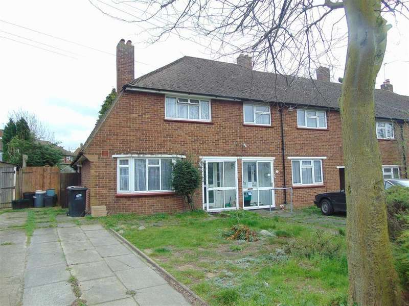 2 Bedrooms End Of Terrace House for sale in Ronfearn Road, Orpington, Kent