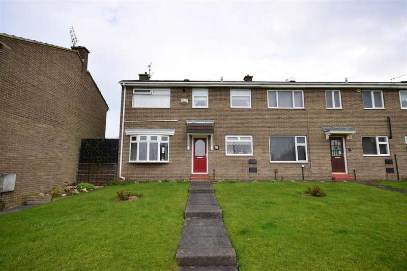 3 Bedrooms Terraced House for sale in Thornbank Close, Sunderland