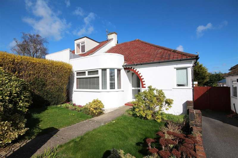 2 Bedrooms Semi Detached Bungalow for sale in Kenmure Avenue, Patcham, Brighton