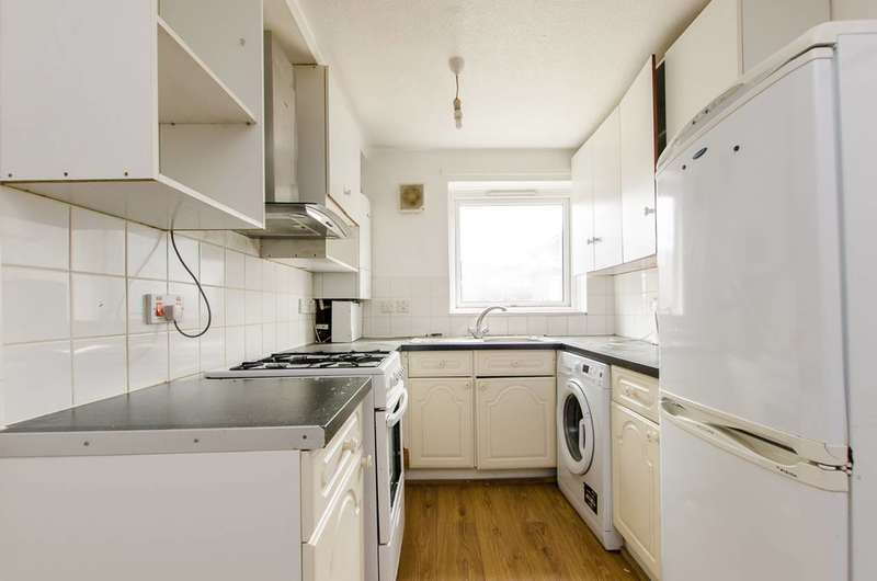 2 Bedrooms Flat for sale in Broughton Drive, Brixton, SW9
