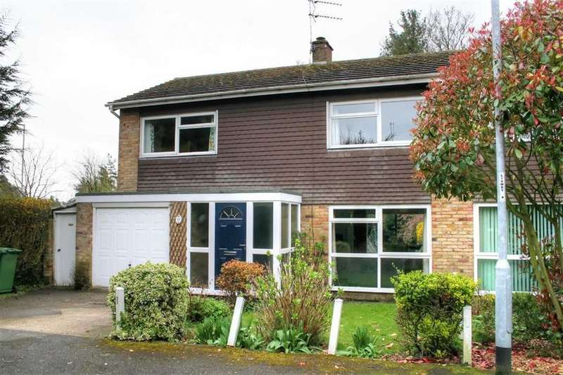 3 Bedrooms Semi Detached House for sale in The Coppice, Impington, Cambridge