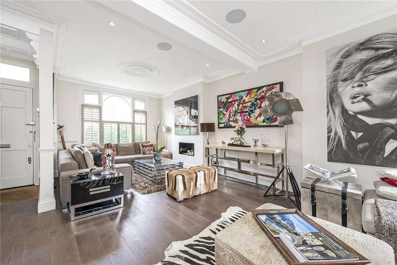 5 Bedrooms Terraced House for sale in Ryecroft Street, Parsons Green, London