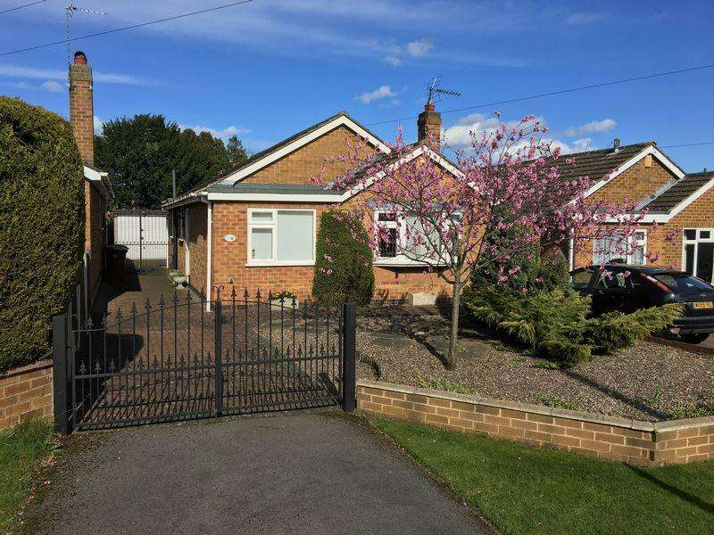 2 Bedrooms Detached Bungalow for sale in Nottingham Road, Borrowash, Derby