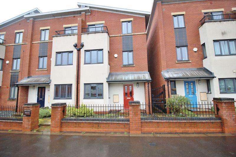 4 Bedrooms Terraced House for sale in Stafford Road, Wolverhampton