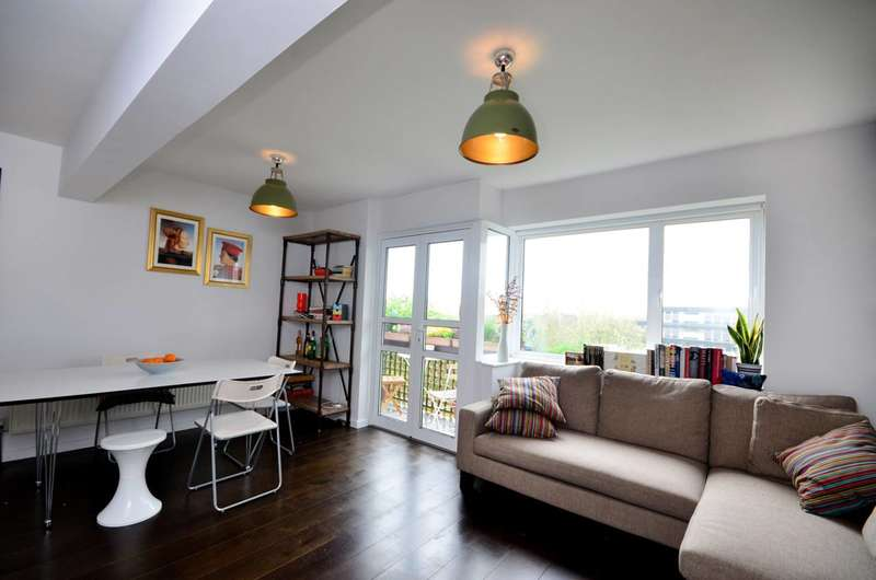 3 Bedrooms Maisonette Flat for sale in Spencer Rise, Tufnell Park, NW5