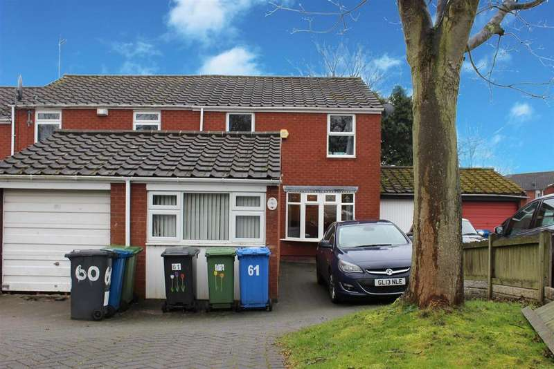 3 Bedrooms End Of Terrace House for sale in Quince, Tamworth