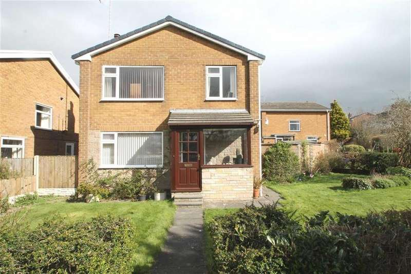 3 Bedrooms Detached House for sale in Bilberry Close, Penyffordd