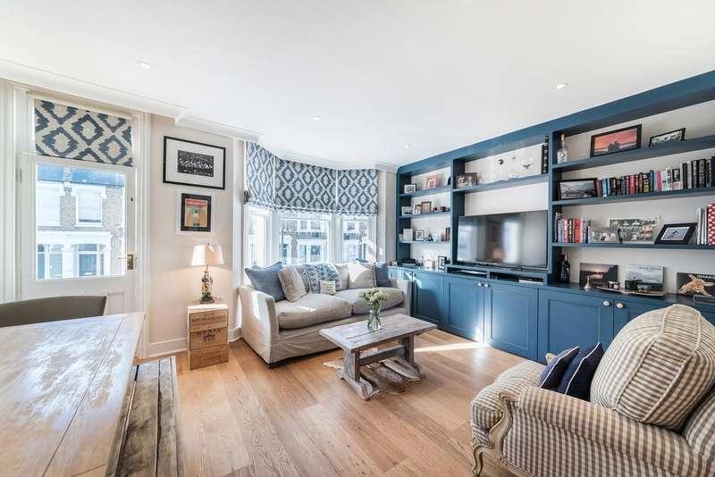 1 Bedroom Flat for sale in Mirabel Road, SW6