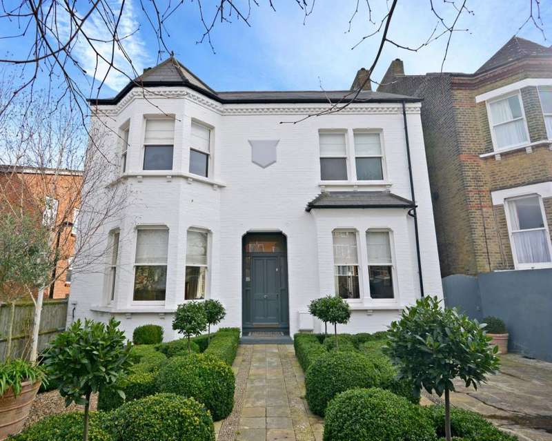 5 Bedrooms Detached House for sale in Overhill Road, East Dulwich, London, SE22