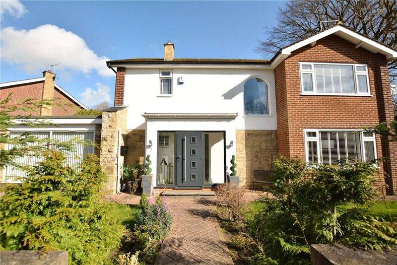3 Bedrooms Detached House for sale in Foxhill Green, Weetwood, Leeds