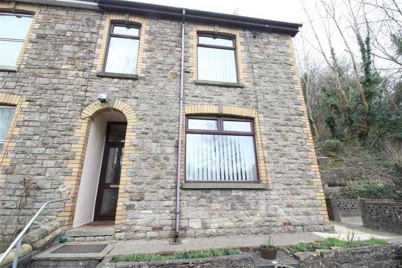 3 Bedrooms End Of Terrace House for sale in Coronation Terrace, Pontypool, Torfaen