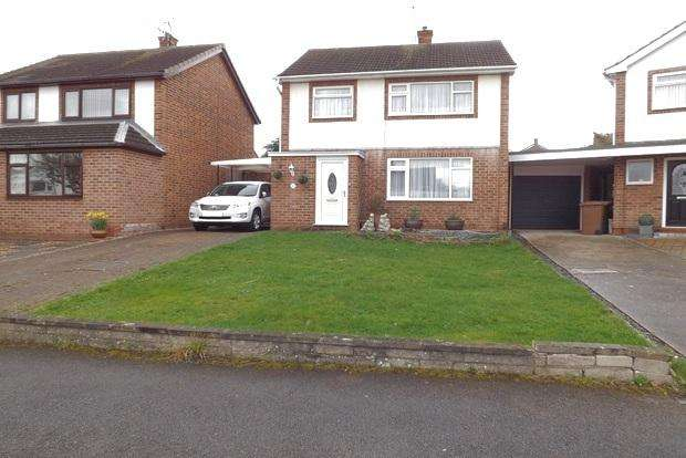 3 Bedrooms Detached House for sale in Beverley Gardens, Gedling, Nottingham, NG4