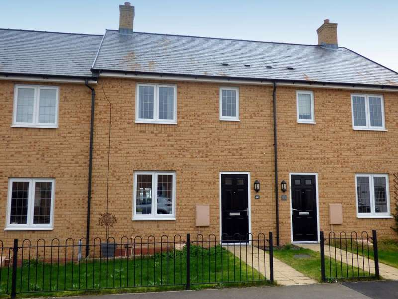 3 Bedrooms Apartment Flat for sale in Chestnut Avenue, Silsoe, Bedfordshire, MK45 4GP