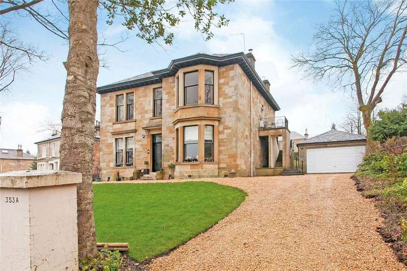 3 Bedrooms Apartment Flat for sale in Albert Drive, Pollokshields, Glasgow
