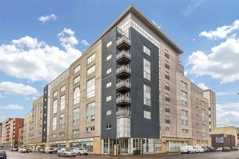 2 Bedrooms Flat for sale in 2/1, 79 Port Dundas Road, Glasgow, G4